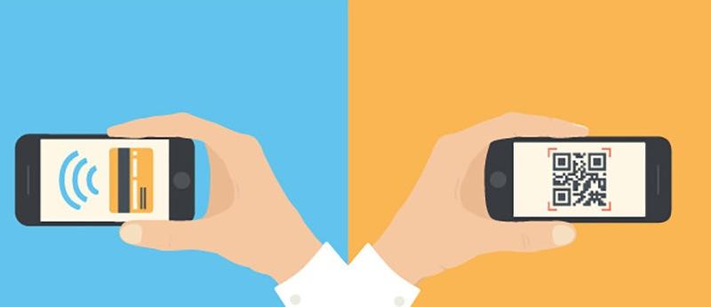 QR-код с NFC-меткой. Оплата в одно касание через СБП-ей